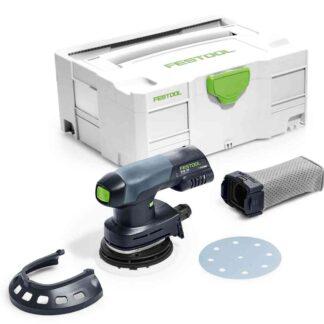 Festool 201533 Cordless Eccentric Sander ETSC 125 Li-Basic