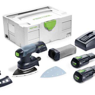 Festool 575704 Cordless Delta Sander DTSC 400 Li 3,1 I-Plus