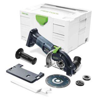 Festool 575759 Cordless Freehand Cutting System DSC-AGC 18-125 FH Li EB-Basic