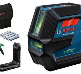 Bosch GLL2-15 G Professional Line Laser Green