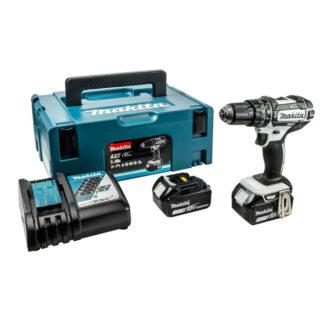 Makita 18V Combi Drill With 2 x 5ah Batteries