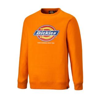 Dickies Longton Sweatshirt Orange X Large