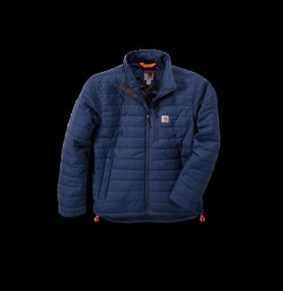 Carhartt 102208 Gilliam Jacket Dark Blue