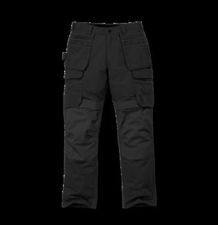 Carhartt 103337 Steel Multipocket Trousers Black