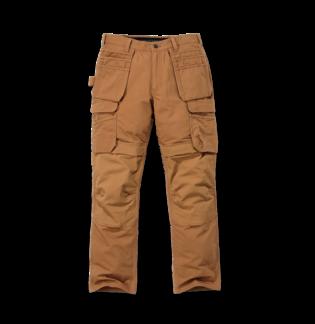 Carhartt 103337 Steel Multipocket Trousers Carhartt® Brown