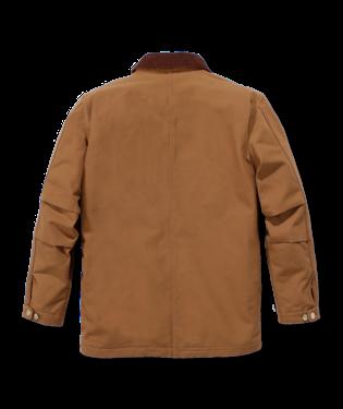 Carhartt 103825 Firm Duck Chore Coat Carhartt® Brown