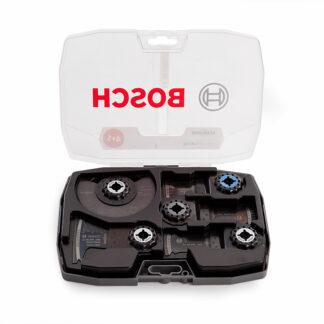 Bosch Multi Tool Starlock Plus Set 5Pce