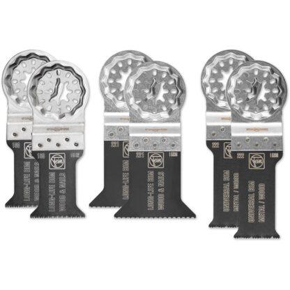 Fein Best E-Cut Blade Starlock Pack 6Pce