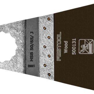 Festool 500145 HSB 50/65/J Wood Saw Blade HSB 50/65/J X5