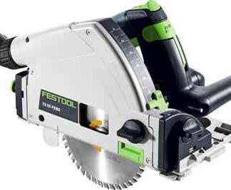 Festool 577037 Circular/Plunge Saw TS55FEBQ-Plus 240V 160mm