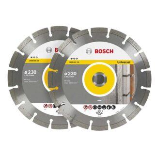 Bosch Diamond Blade 230mm 2 Pack
