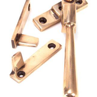 Anvil Newbury Night Vent Locking Fastener Polished Bronze