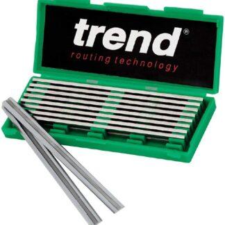 Trend Craft Pro Planer Blades  Pk5Prs