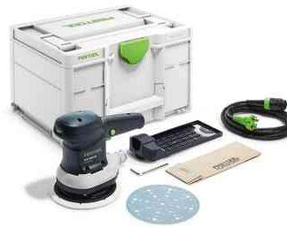 Festool 576083 Eccentric Sander ETS 150/5 EQ-Plus 240V