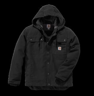 Carhartt 103826 Bartlett Jacket Black Large