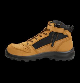 Carhartt F700919 Michigan Sneaker Mid Zip Wheat Size 46